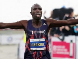 Warsaw Marathon Ethiopian runners
