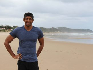 Interview with a South Arican expat Kershen Naidoo in Poland
