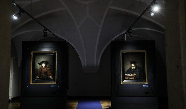Rembrandt masterpieces Warsaw 2019