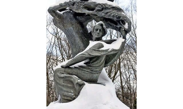 Warsaw Chopin death anniversary